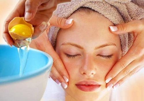 لیفت پوست صورت با مواد طبیعی