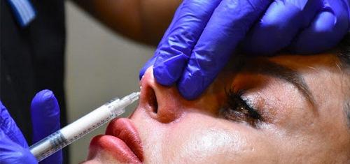تزریق کوکتل بینی